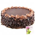 Choco Truffle Cake 2 Kg + Card