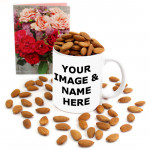 Well Suited - Almonds, Personalised Mug
