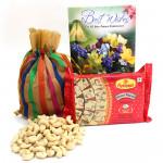 Epic Combo - Cashews in Potli (D), Soan Papdi 250 gms