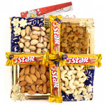 Five Star Treat - Assorted Dryfruits, 4 Five Star
