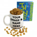 Raisin Mug - Raisins, Personalised Mug