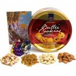 Joyfulness - Assorted Dryfruits, Danish Butter Cookies, Handmade Chocolates