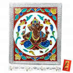 Handcarved Ganpati Keyholder