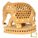 Wooden Handcarved Elephant