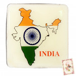 I Love India Fridge Magnet