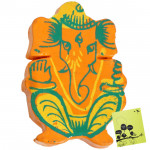 Colorful Ganesha Magnet