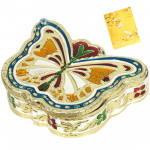 Attractive Butterfly Ornamental Box