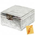 Silver Designer Artistic Box