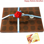 Chocolate Pack 41 Pieces (Rakhi & Tika NOT Included)