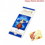 Lindt Excellence Extra Creamy (Rakhi & Tika NOT Included)