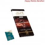 Lindt Swiss Classic Chocolate (Rakhi & Tika NOT Included)