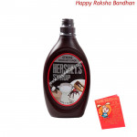 Hershey's Chocolate Syrup (Rakhi & Tika NOT Included)