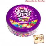 Nestle Quality Street (Rakhi & Tika NOT Included)