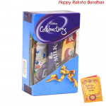 Mini Celebrations - Cadbury Celebrations Small (Rakhi & Tika NOT Included)