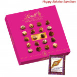 Lindt Mini Pralines 100 gms (Rakhi & Tika NOT Included)