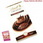 Lindt Creation Mousse Au Chocolat (Rakhi & Tika NOT Included)