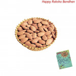 Almond Basket (Rakhi & Tika NOT Included)