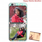 iPhone 6/6s Cover - Two Pictures (Rakhi & Tika NOT Included)