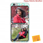 iPhone 4/4s Cover - Two Pictures (Rakhi & Tika NOT Included)