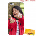 iPhone 5/5s Cover - Single Picture (Rakhi & Tika NOT Included)