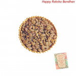 Raisin Basket (Rakhi & Tika NOT Included)