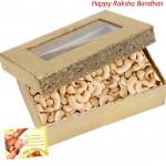Cashew Box 500 gms (Rakhi & Tika NOT Included)