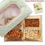 Assorted Dryfruits 1 kg (Rakhi & Tika NOT Included)
