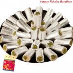Pista Roll 500 gms (Rakhi & Tika NOT Included)