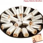 Anjir Roll (Rakhi & Tika NOT Included)