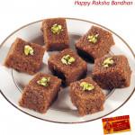 Akhrot Barfi (Rakhi & Tika NOT Included)