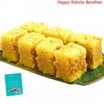 Badam Barfi (Rakhi & Tika NOT Included)