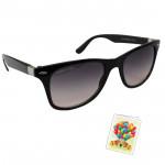 Simple Black Sunglasses