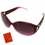 Reddish & Gold Sunglasses