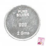 Silver Coin (2 Grams)