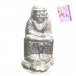 Silver Saibaba Idol
