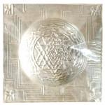 Silver Shri Yantra