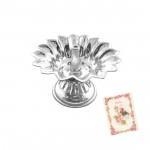 Auspicious Silver Diya (25 Grams)