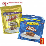 Home Treat - 5 Star Home Treats & Perk Home Treats & Valentine Greeting Card