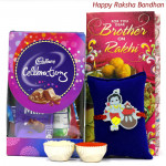 Mini Magic - Mini Celebrations with Kids Rakhi and Roli-Chawal
