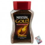 Nescafe Gold Decaffeinated Rich Aroma Coffee