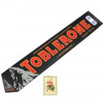 Black Toblerone