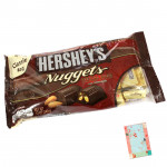 Hershey's Nuggets -Special Dark with Almonds
