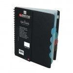 Bilt Matrix - A5 Notebook Spiral Bound