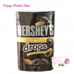 Love Drops - Hershey's Drops and Mother's Day Greeting Card