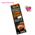 Exclusive for Mom - Hello My Name Is Caramel Brownie and Mother's Day Greeting Card