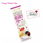 Berry Chocolates - Hello My Name Is Berry Affair and Mother's Day Greeting Card