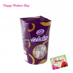 True Love for Mom - Cadbury Dairy Milk Eclairs and Mother's Day Greeting Card