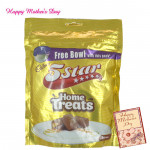 Cheerful Wishes - 5 Star Home Treats and Mother's Day Greeting Card