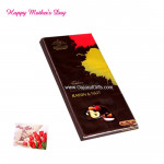 Complimenting Surprise - Cadbury Bournville Raisin & Nut and Mother's Day Greeting Card