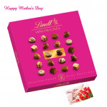 Mini Surprises - Lindt Mini Pralines 100 gms and card
